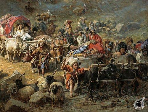 Фридрих Боденштедт: Народы Кавказа и их освободительные войны против русских (1823 - 1831 годы)