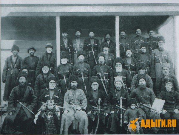 Духовский С. Даховский отряд на Южном склоне гор в 1864 году//Военный сборник, 1864 г., № 11