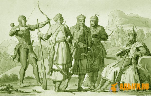 АДЫГСКАЯ МАХАДЖИРСКАЯ ОБЩИНА ОСМАНСКОЙ ИМПЕРИИ В 50-60-Е ГОДЫ XIX В.