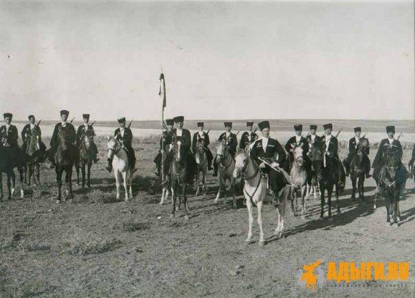 Политическая обстановка в Черкесии 1859-1864 гг.