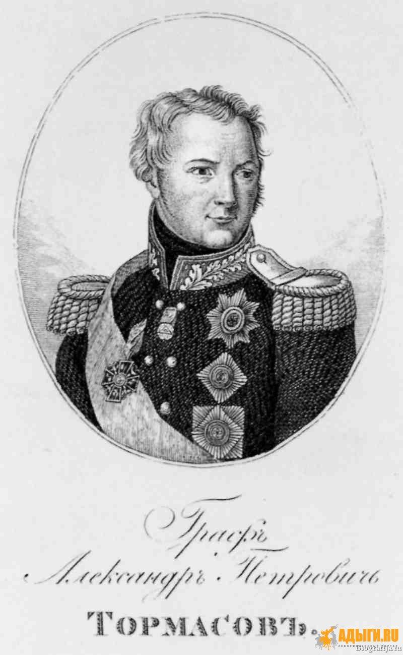 Из рапорта генерала от кавалерии Тормасова его Императорскому величеству. Июль 1810 год