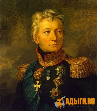 Отношение Тормасова военному министру