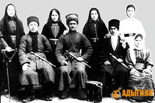 Родословная абазинского просветителя Умара Мекерова