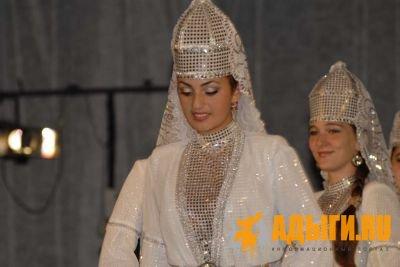 Платье женское адыги черкесы фото