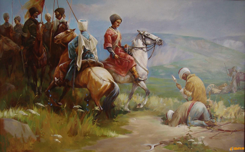 К 250-летию разгрома западными адыгами войск Крымского ханства в сражении при устье Лабы