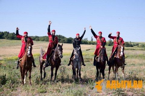 Общие традиции народов северного Кавказа