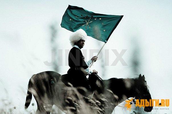Кабардинцы, конное войско