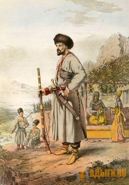 """Происхождение этнонима """"черкес"""""""
