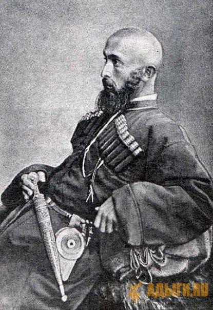 Этнотерриториальное деление Западной Черкесии