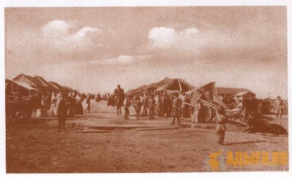 Численность населения Черкесии в XVI – первой половине XIX вв.