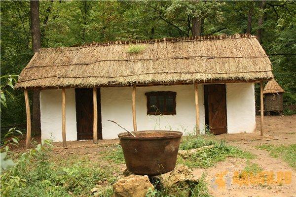 Поселения и жилища убыхов