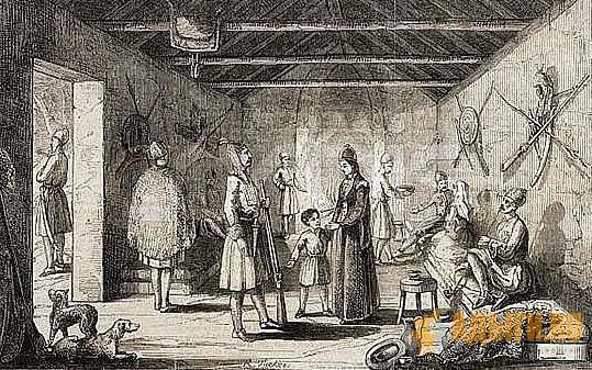 Торговля и работорговля в Шапсугии и Убыхии