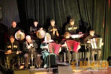 """Концерт ансамбля """"Нальмэс"""" 30 апреля 2012 года приуроченный к Международному дня танца"""