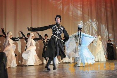 В фестивале «Звездочки Адыгеи» принимают участие 500 талантливых детей
