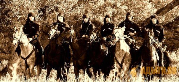 Адыги (черкесы) - древнейшие жители Северо-Западного Кавказа