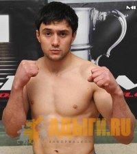 Къэрдэн Анзор - Анзор Карданов (Полноконтактный рукопашный бой, Панкратион, М-1)