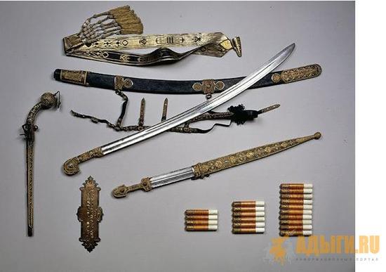 О Кавказском оружии