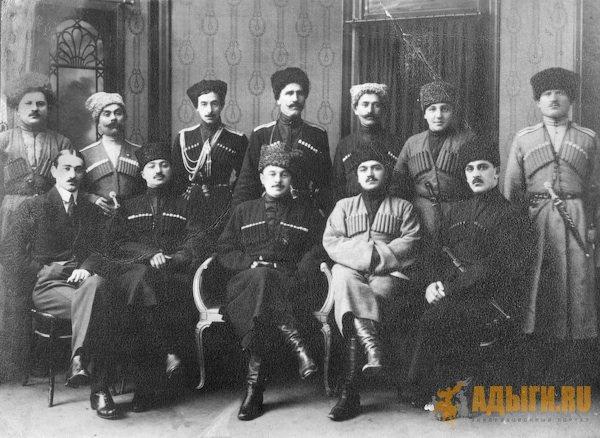 Северокавказское зарубежье 1920-1930-х гг. в Турции, Западной Европе и США