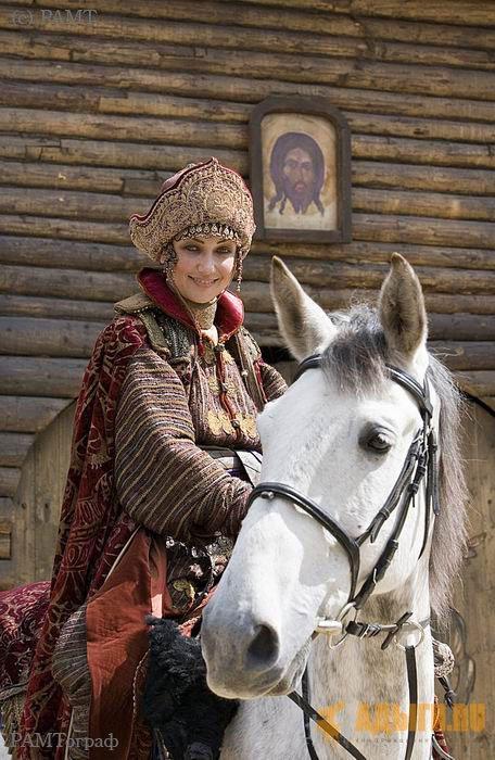 МАРИЯ. Русская царица из «пятигорских черкес»