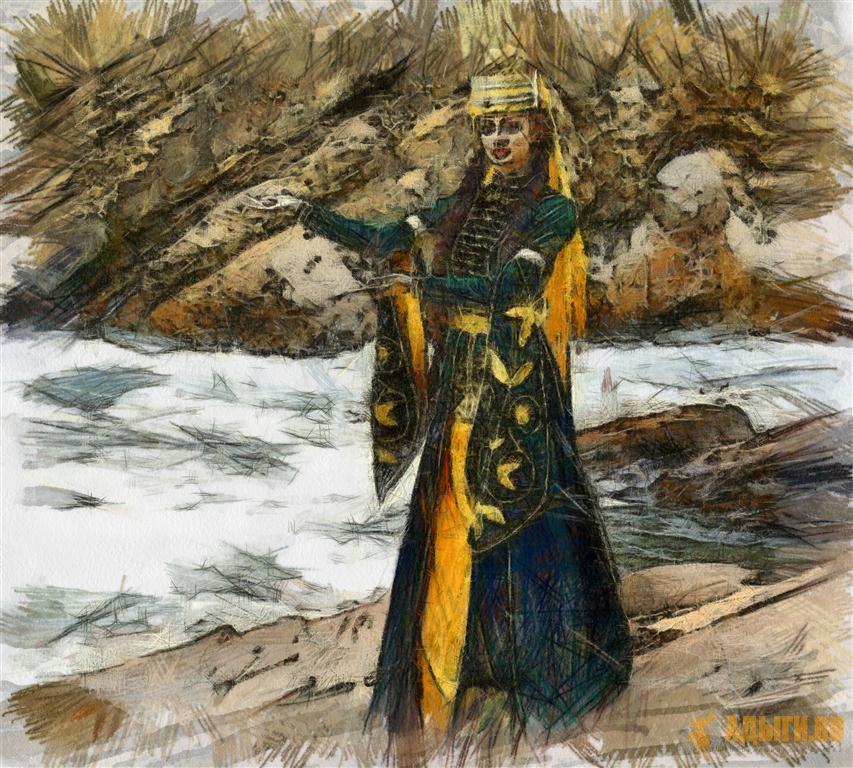 Дыгъэгъазэ (Созрэш) - один из древнейших черкесских праздников