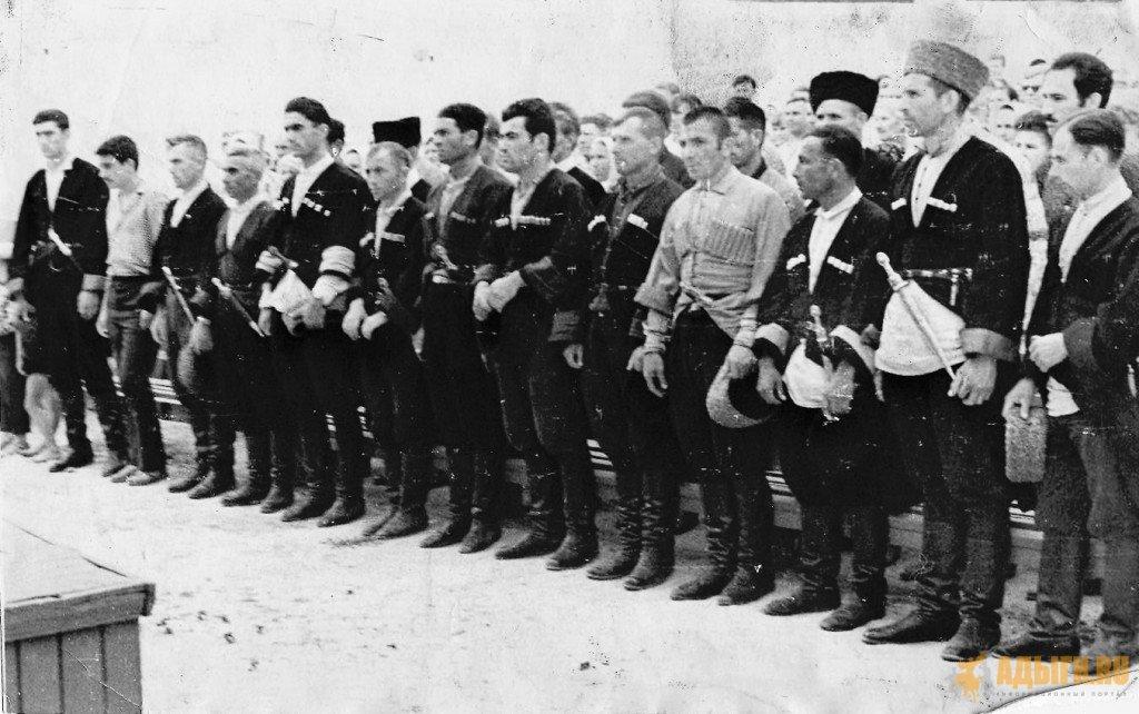 О 115-й Кавказской кавалерийской дивизии