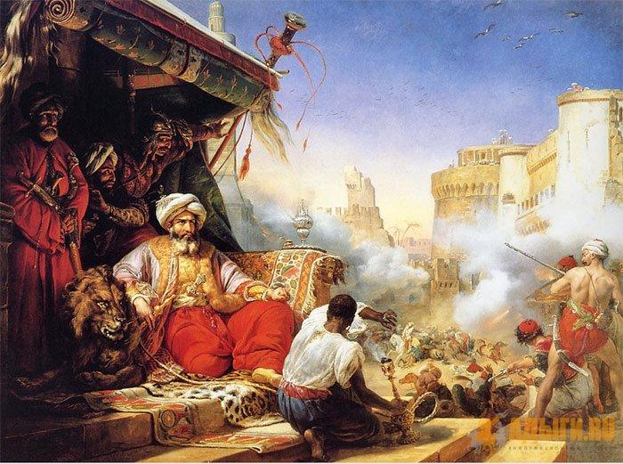 ЦАРСКАЯ ДИНАСТИЯ ЧЕРКЕССКИХ МАМЛЮКОВ В ЕГИПТЕ