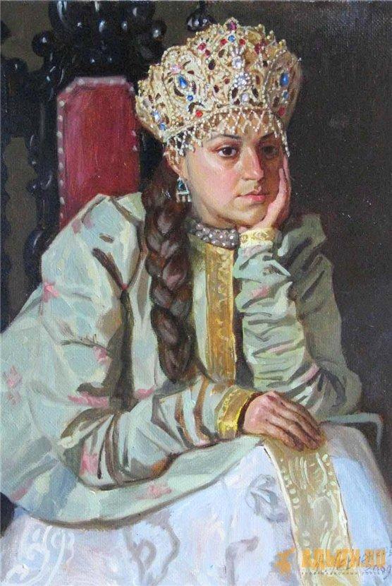 ЧЕРКЕШЕНКА - ЦАРИЦА РУССКАЯ