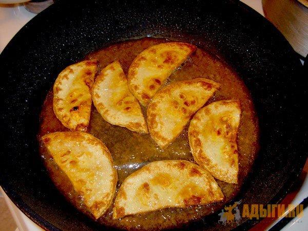 Черкесские блюда из теста