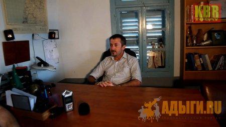 Интервью с Зауром Хаухо
