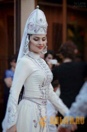 Свадебный этикет  и ритуал адыгов