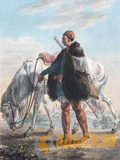 Род Берзек в период Кавказской войны
