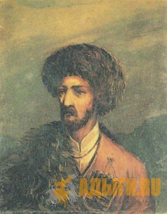 Лермонтов М Ю 1838. Черкес
