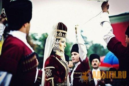 Свадебные обряды у адыгов