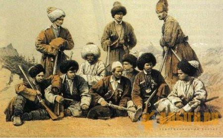 Потери войск в период Кавказской войны