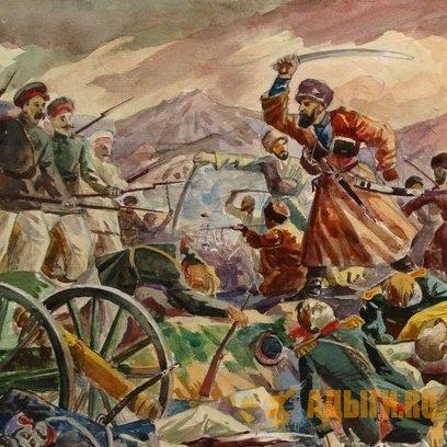 Март 1805 года в истории Восточной Черкесии (Кабарда)