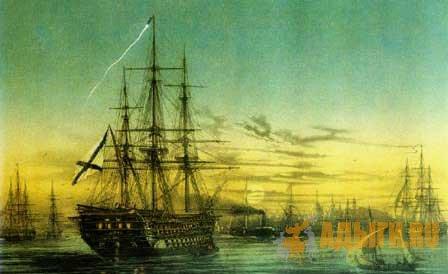 Продолжение войны на Черном море