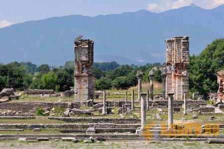 Кавказ, Иония и Греция