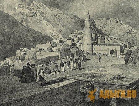 Социальные изменения на Кавказе в XVIII-XIX веках