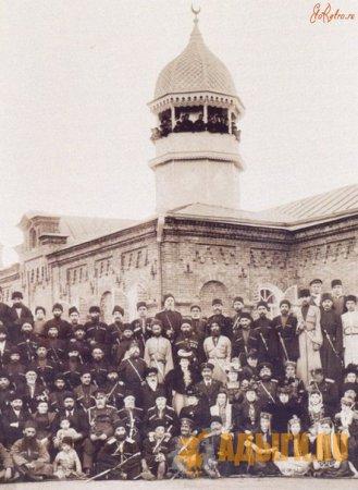 Аул Шенджий, соборная мечеть