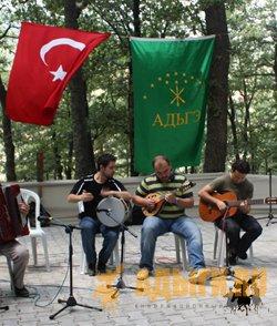 Феномен адыгской танцевальной культуры в Турции