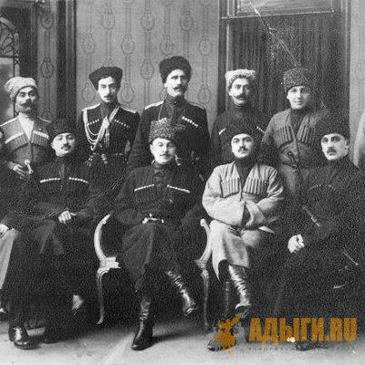Черкесы - единственный народ Кавказа