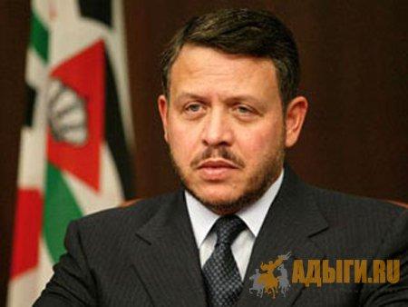 4-й Король Иордании Абдалла II