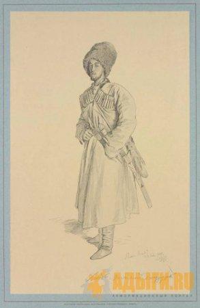 Кабардинский князь Магомет Наурузов