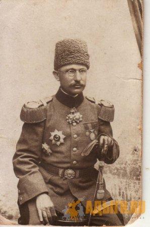 Ахмет Февзи-паша