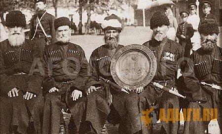 ЭТНОКУЛЬТУРНЫЙ АРХЕТИП КАБАРДИНЦЕВ В УСЛОВИЯХ ВОЙН XX ВЕКА