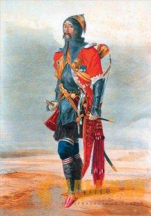 Черкесскую кольчугу носил даже Тулуз-Лотрек