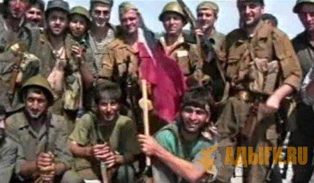 Кабардинец - рассказ из истории Абхазии