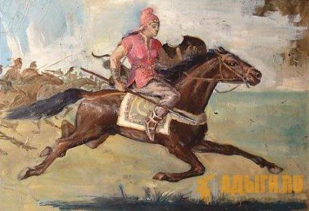 Феномен женской воинственности у народов Северного Кавказа (Adygi.ru) 1375837693_42831606