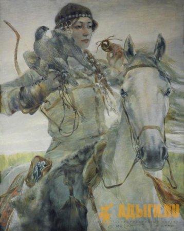Феномен женской воинственности у народов Северного Кавказа