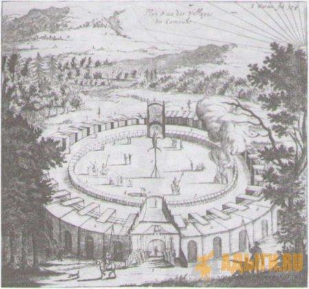 Черкесский посёлок